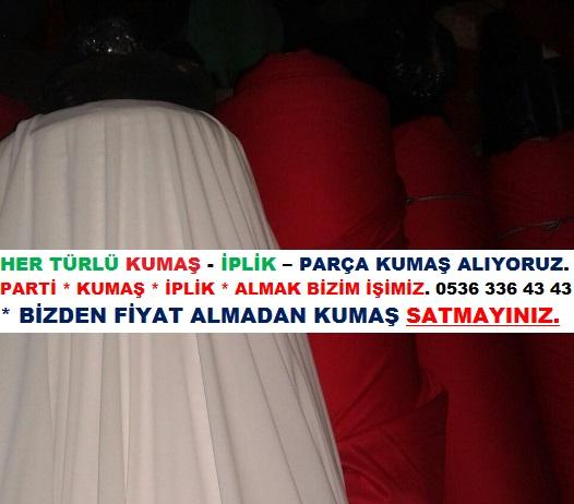 Parti Kumaş Çorlu.