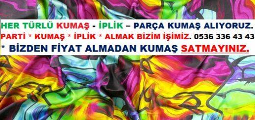 Parti Şifon Kumaş.