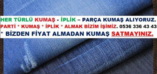 Spot Denim Kumaş